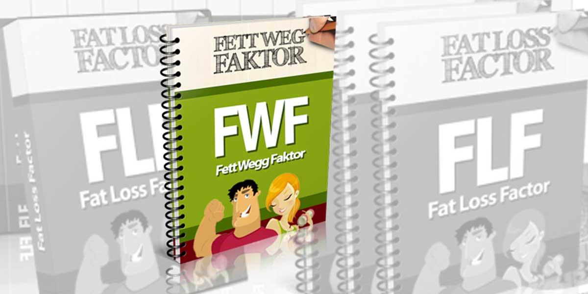 """""""Fett Weg Faktor"""" System Paket Vorstellung von Dr. Charles"""