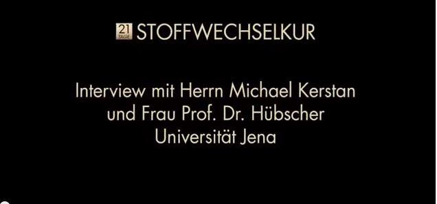Video Interview: 21 Tage Stoffwechselkur