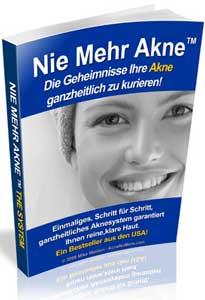 Nie mehr Akne - Ebook Vorstellung von Mike Walden