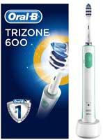 Oral-B TriZone 600 Elektrische Zahnbürste
