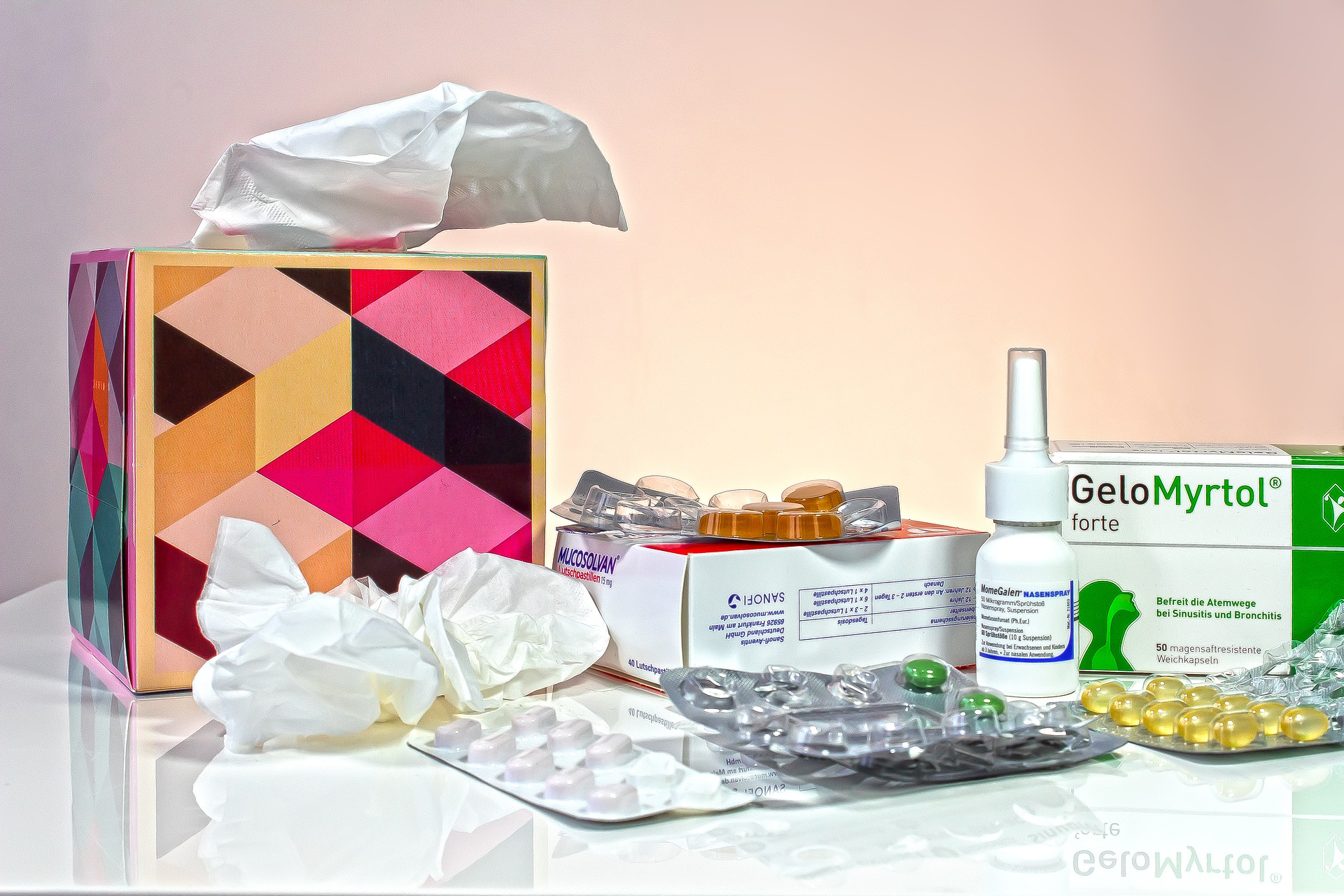 Erkältungskrankheiten – wirksame Mittel gegen den Schnupfen